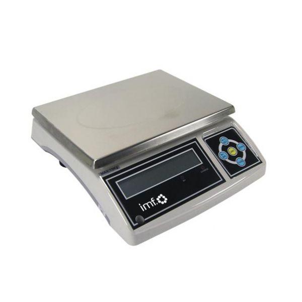 Digitális mérleg 0-15 kg - 1g