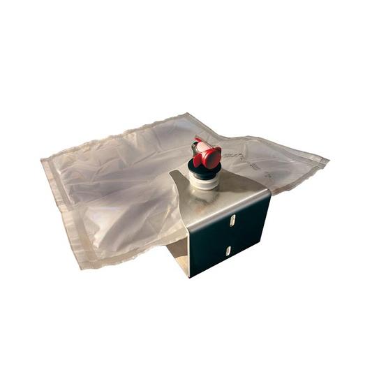 Bag-in-box tartó állvány töltéshez