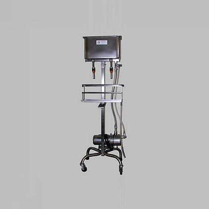 Spagni 2 fejes félautomata palacktöltő szivattyúval