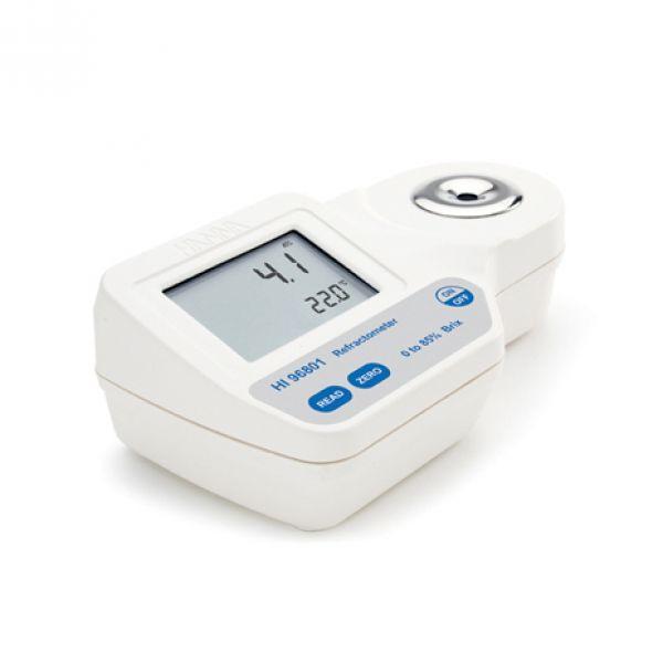 Digitális refraktométer