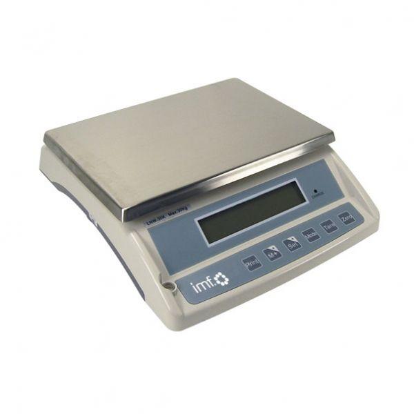 Digitális mérleg 0-30 kg - 2g