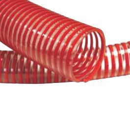 PVC szívó-nyomó bortömlő