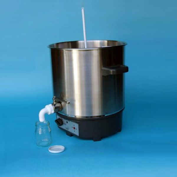 27 literes elektromos lekvárfőző