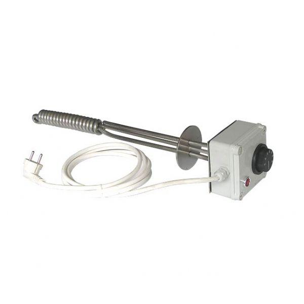 Pasztőröző KEG hordókhoz termosztáttal - 1500W