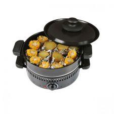Elektromos asztali grillsütő / gesztenyesütő / palacsintasütő